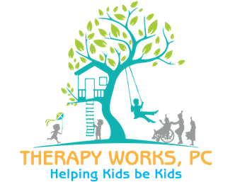 Therapy Works, PC Retina Logo
